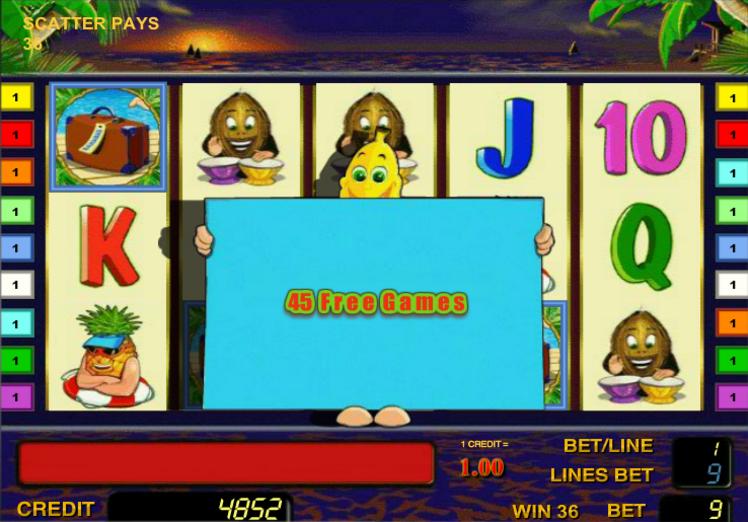 Игровые автоматы бананы едут в багамы бесплатно без регистрации скачать бесплатно игровые автоматы в рублях
