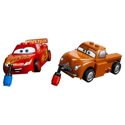 Lego Juniors Disney Pixar Cars 3 Smokey S Garage 10743