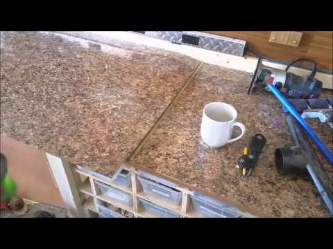 How To Install Laminate Formica Counter Top Laminate Countertops Kitchen Countertops Laminate Formica Countertops