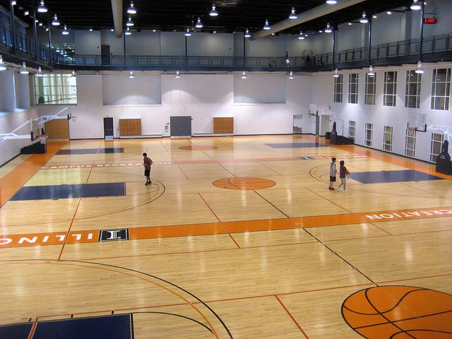 Arc basketball courts campus recreation pinterest for Building a basketball gym