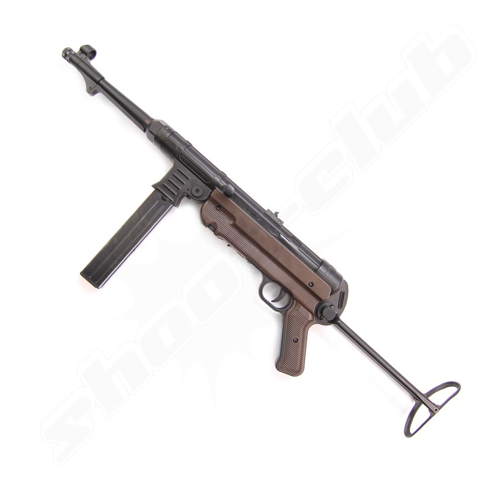 Legends Mp German Co2 Gewehr Kal 4 5mm Bbs Mit Klappschaft Www