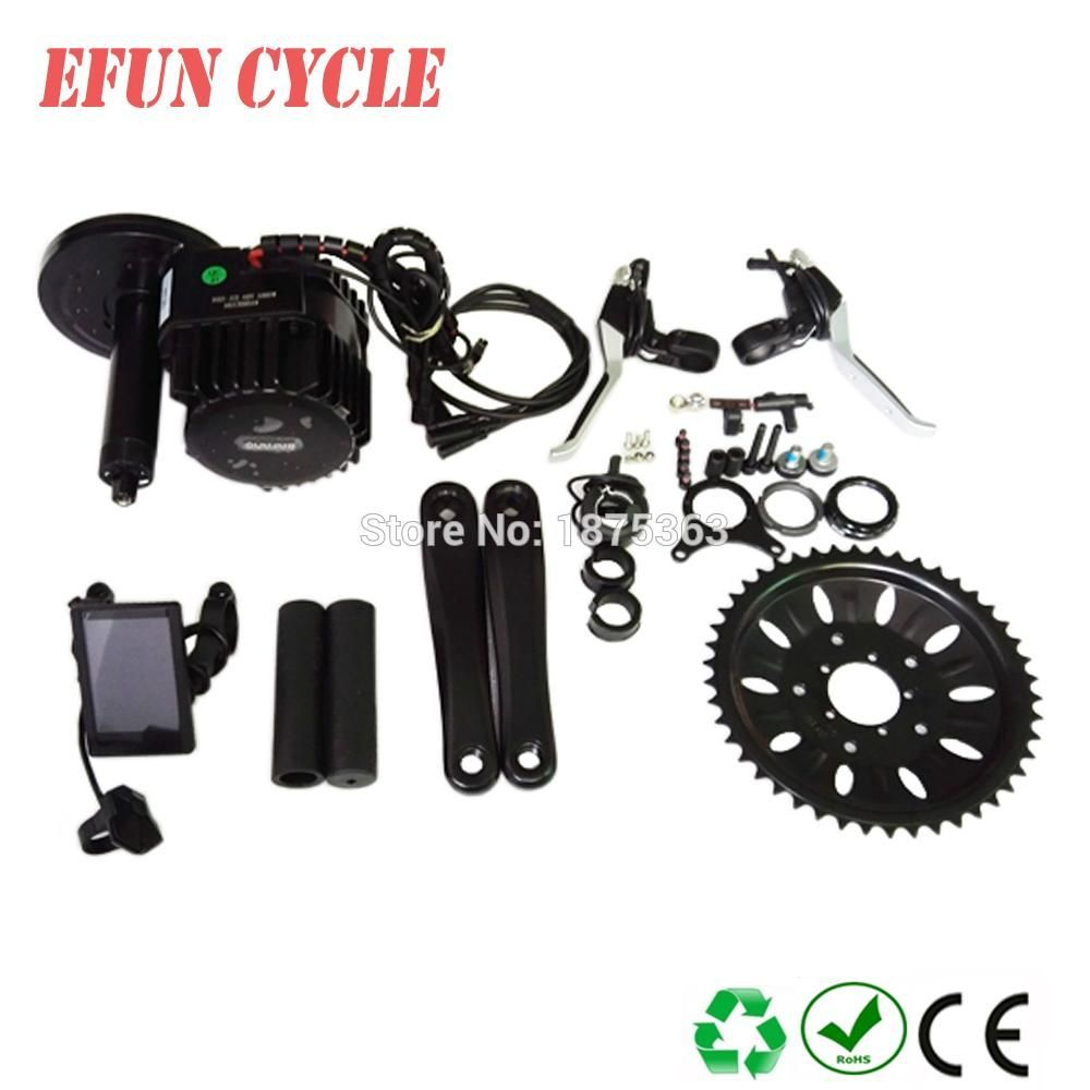 Etoimoparadoto 8fun Bbshd 48v 1000w Ebike Electric Bicycle Motor