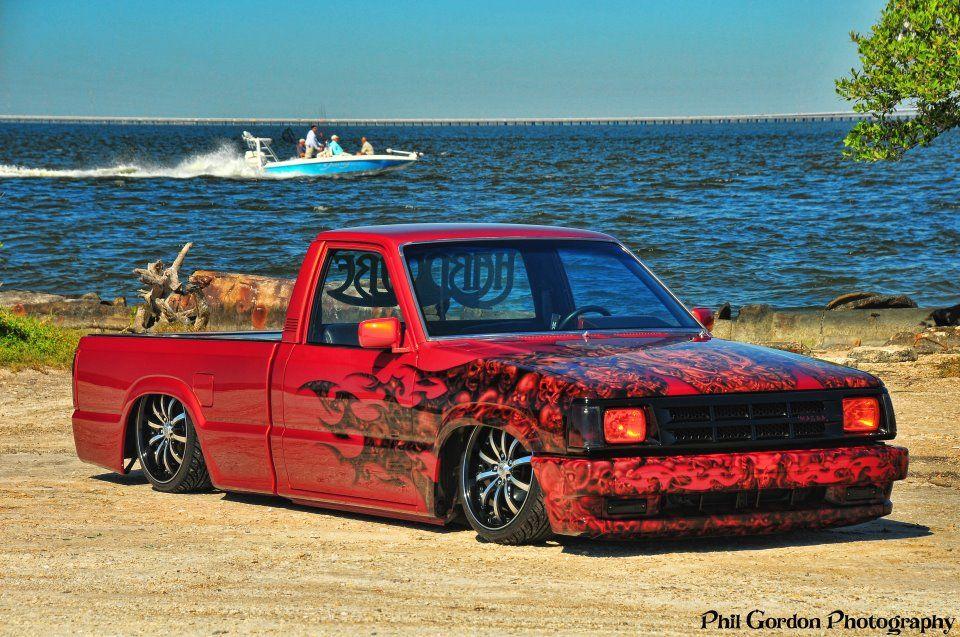 Rockstars Custom Cars Build 1989 Mazda B2200 Mini Trucks Lowrider Trucks Custom Trucks