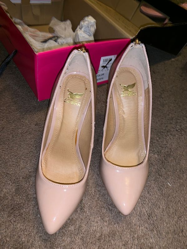 Nude YSL heels for Sale in Washington, DC - OfferUp