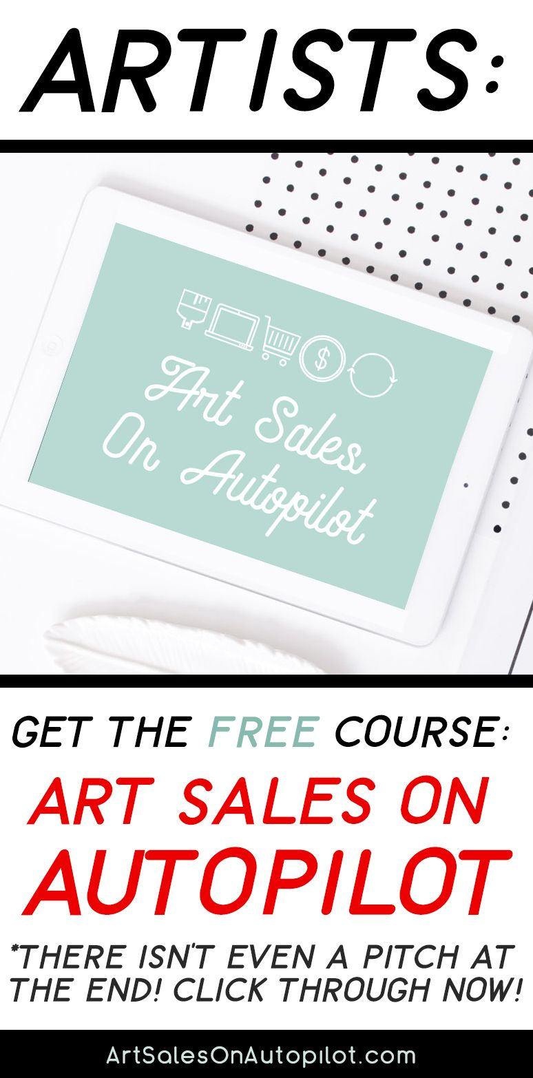 Ideas For Emails For Art Sales