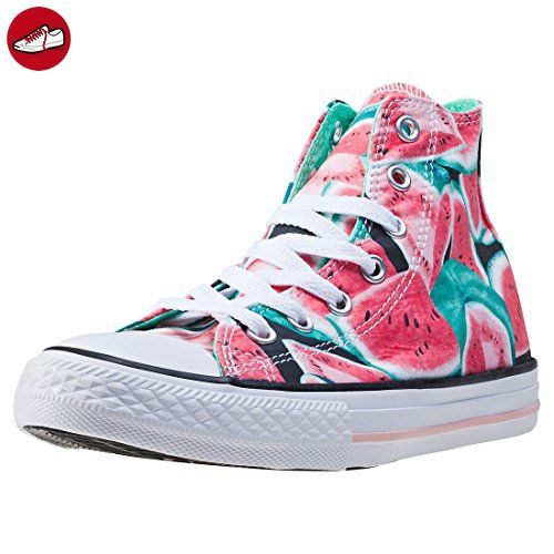 ba5b95a8be8 Converse Chucks Kinder 656026C Chuck Taylor All Star Slip HI Vapor Pink  Green Glow White, Groesse:38 EU / 4 UK / 4.5 US / 26 cm (*Partner-Link)