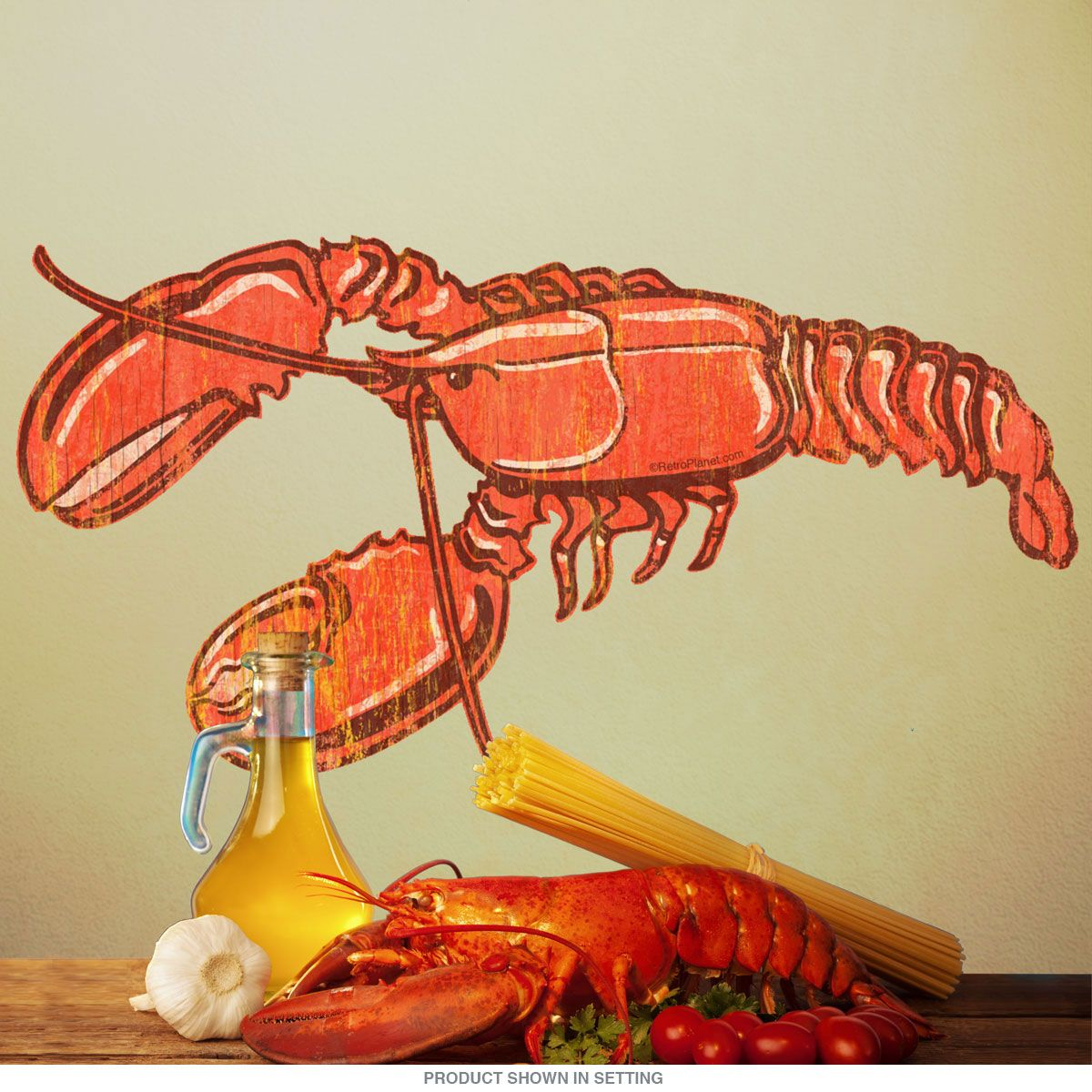 Lobster Wall Decor Gallery - home design wall stickers
