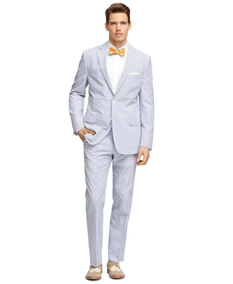 Blue Ivory Seer Er Suit