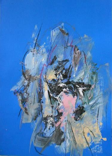 """Saatchi Art Artist Ulrich de Balbian; Painting, """"p82"""" #art"""