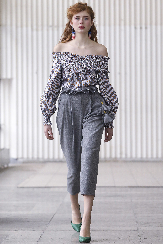 Anna October Kiev Fall 2017 Fashion Show