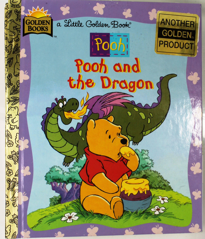 Vintage Little Golden Books Variations List 2 Disney Winnie