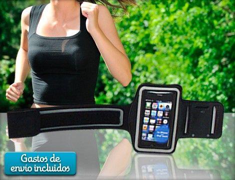 ¡Sal a correr escuchando tu música favorita! Aprovecha este pack de accesorios para hacer deporte con tu iPhone y ponte en forma 19€