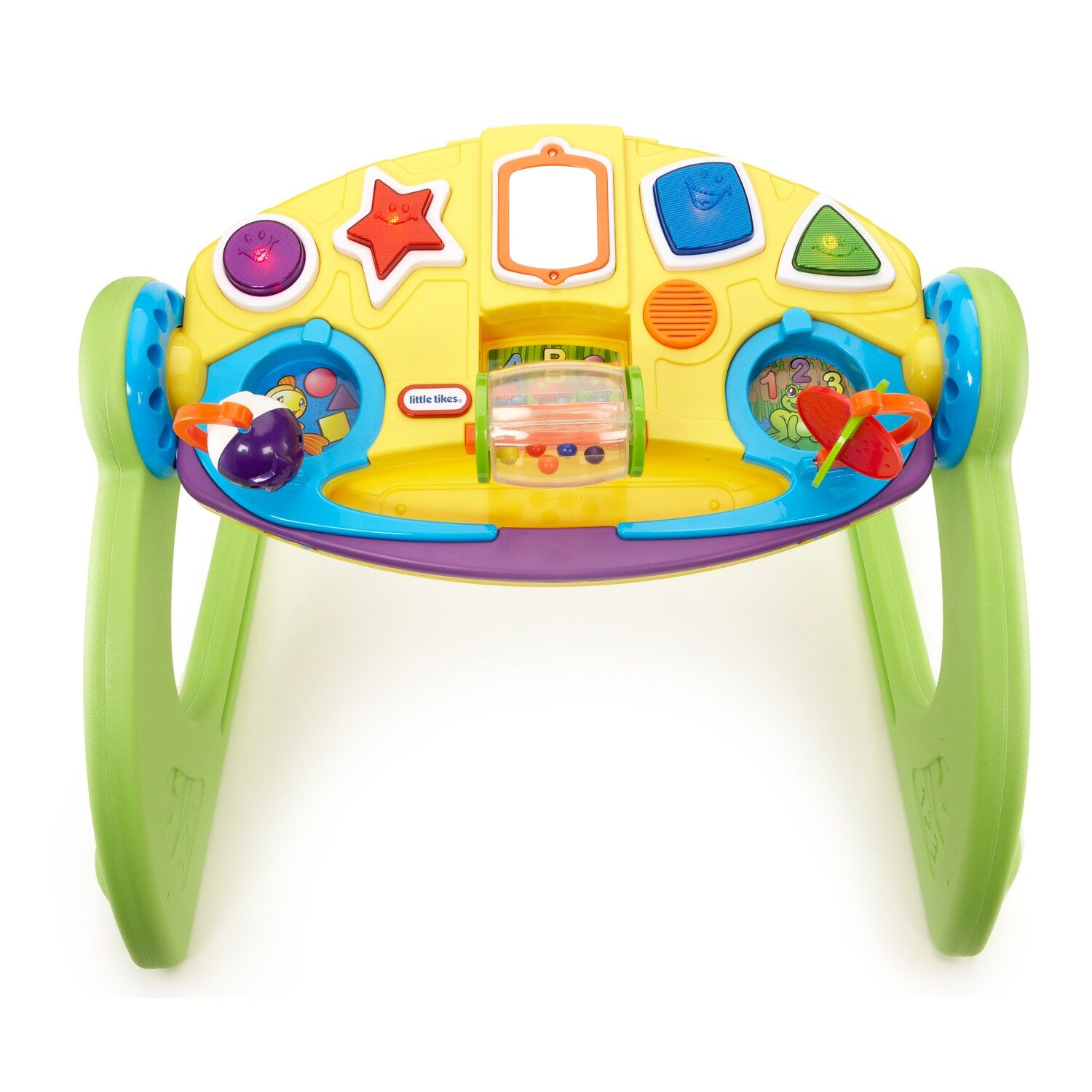 Little Tikes 5 In 1 Adjustable Gym Tikes Adjustable Gym In
