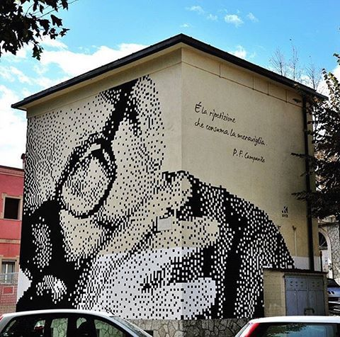 Artist: Krayon  Location: Melfi, Italy.