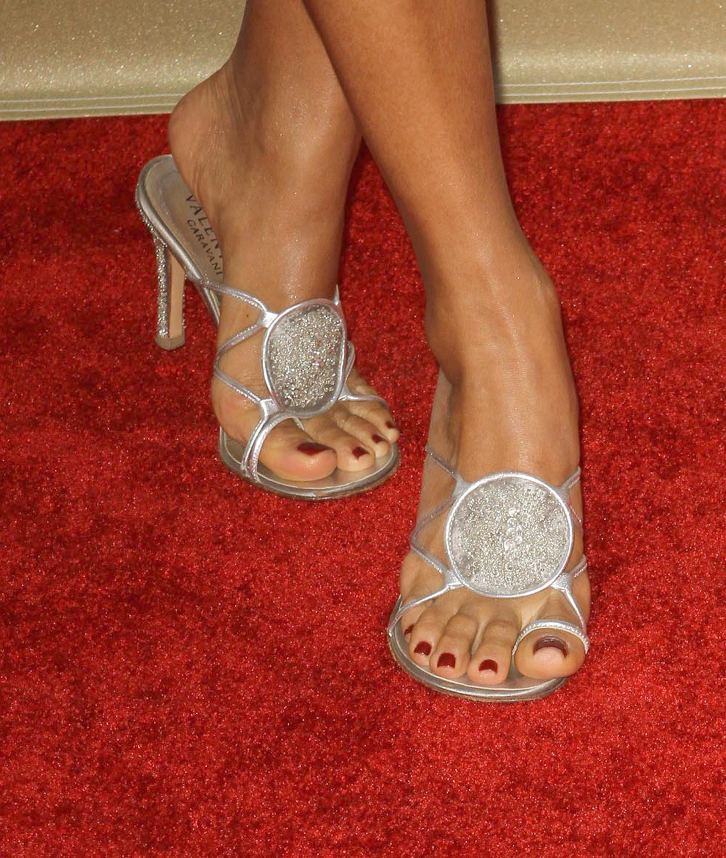 Eva LaRue's Feet  Eva LaRue's...