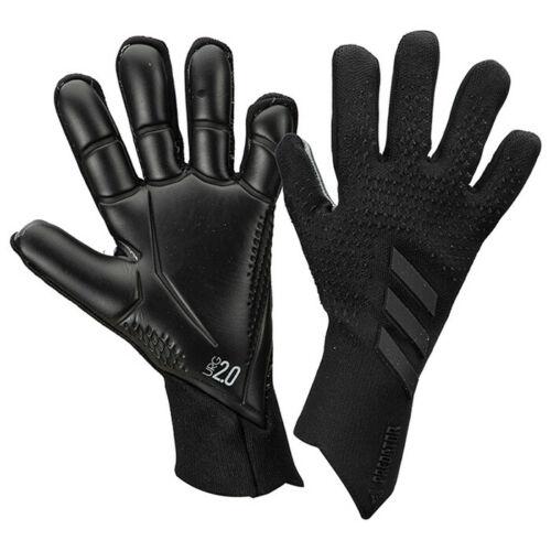 Details About Adidas Predator Pro Goalkeeper Gloves Gk Soccer Football Black Fn1485 In 2020 Goalkeeper Gloves Goalkeeper Gloves