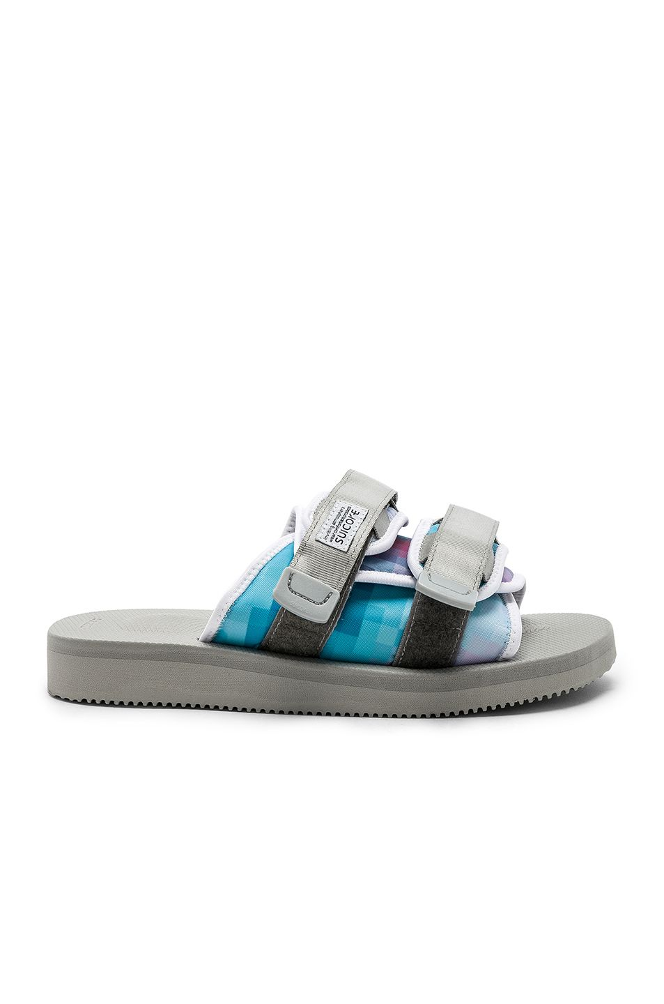 b69a873b120a Image 2 of JOHN ELLIOTT x Suicoke Sandals in Pixel Photo