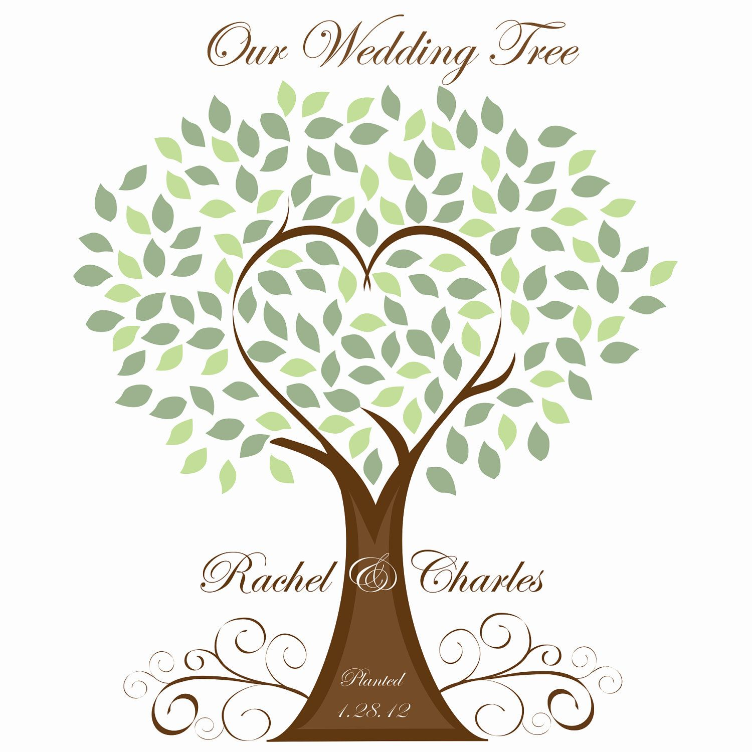 Family Tree Template Reunion Free Clipart