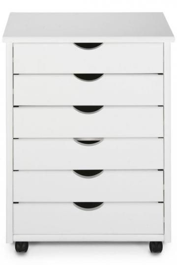 Stanton 6 Drawer Wide Cart U2014 Itu0027d Be Perfect To Hold My Jewelry Trays Next  To My Dressing Table/vanity.