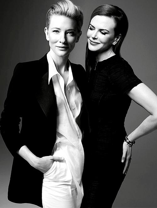 c690538de72e45 Cate Blanchett   Nicole Kidman   THE BEAUTY in 2019   Pinterest ...