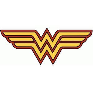 Arts /& Crafts Wonder Woman Mega Sticker Book