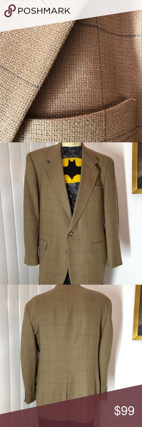 Austin Reed Silk Blazer Made In Usa 42r Austin Reed Blazer Clothes Design
