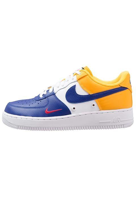 air force 1 bleu et jaune
