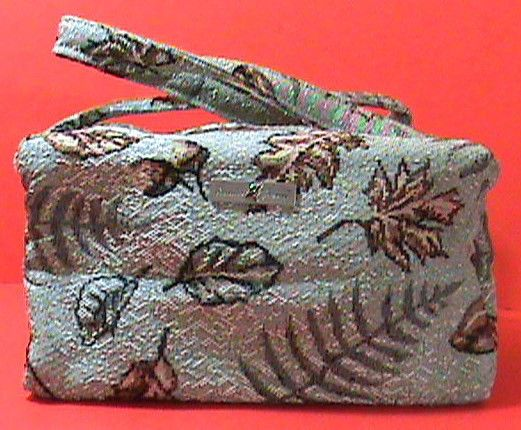 Isabella's Journey Tapestry  Shoulder Bag Box Purse