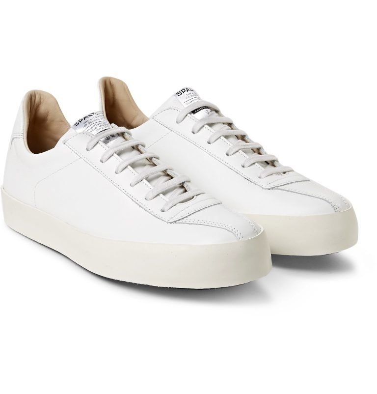 Edition 3 white leather sneakers NATIONAL STANDARD | Men's Shoes | Pinterest