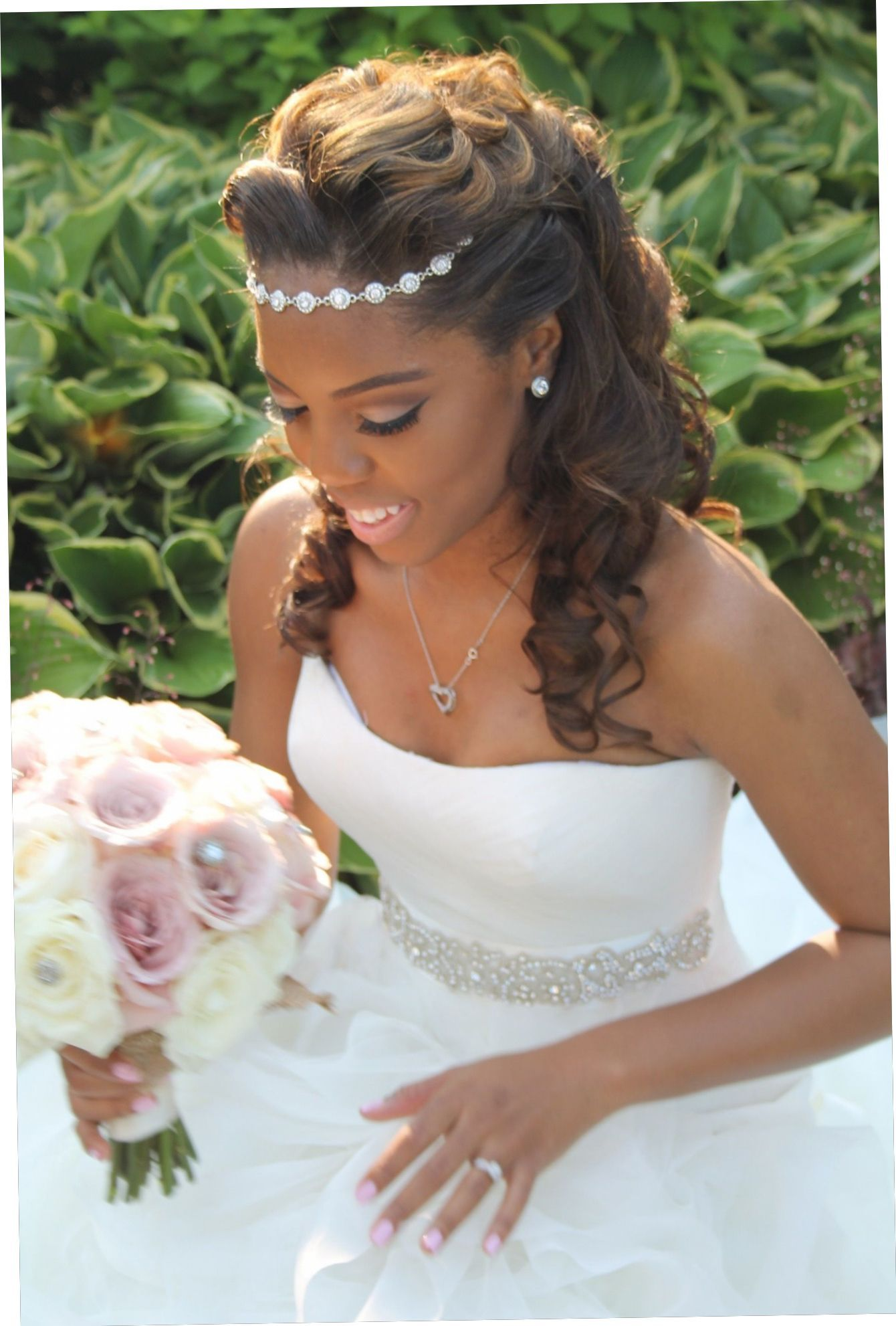 Wedding Hairstyle African American Straight Black Wedding Hairstyles Wedding Hairstyles For Girls Short Hair Styles African American