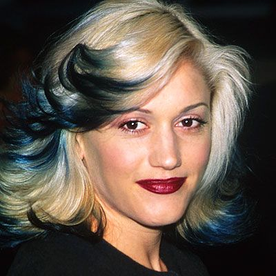 Gwen Stefani S Changing Looks Gwen Stefani Hair Hair Styles 90s Hairstyles