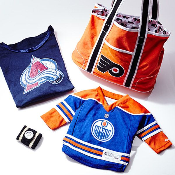 Take a look at the NHL All-Access Pass: Apparel & Accents event on zulily today!