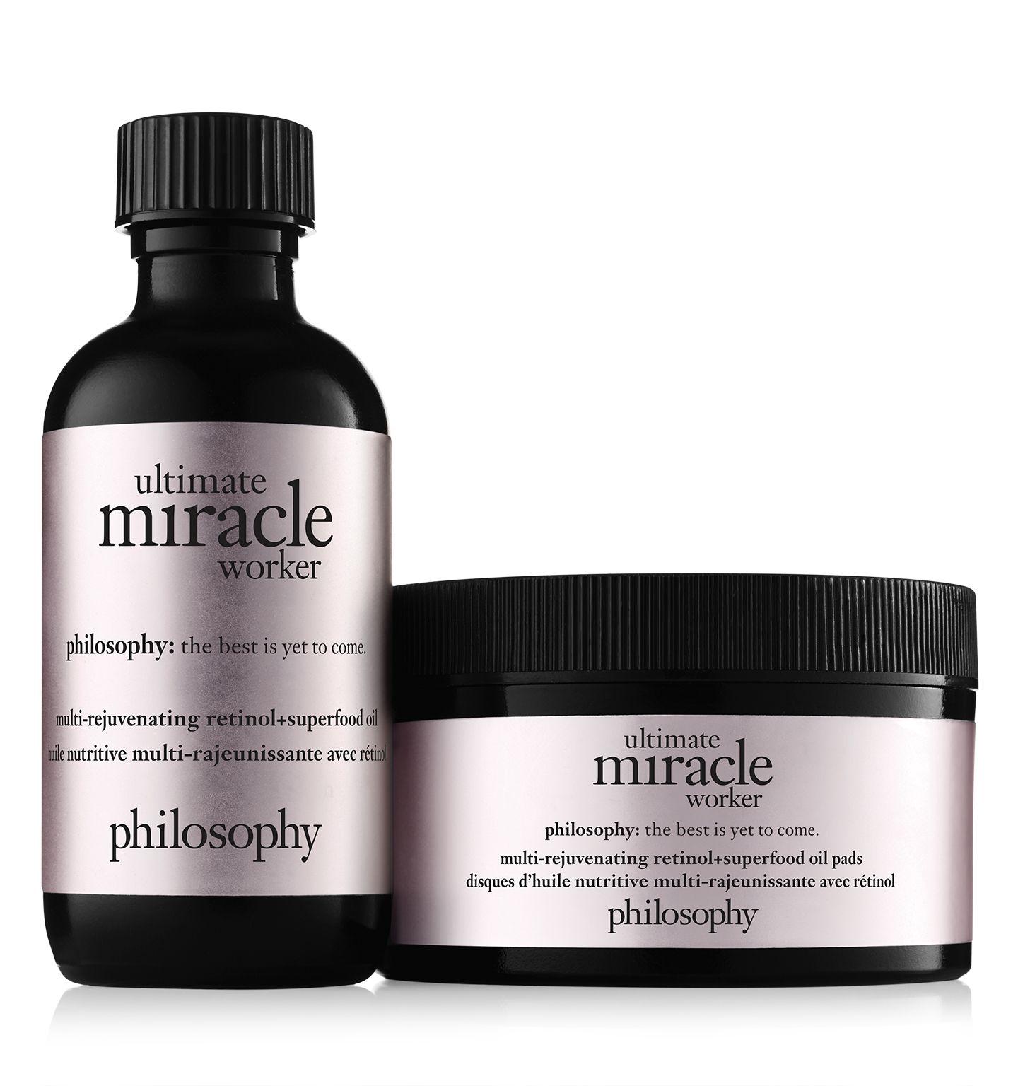 Philosophy Ultimate Miracle Worker Retinol Philosophy Skin Care Sensitive Skin Care