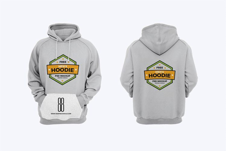 Download Free Men S Hoodie Mockup Download Hoodie Mockup Hoodie Mockup Free Shirt Mockup
