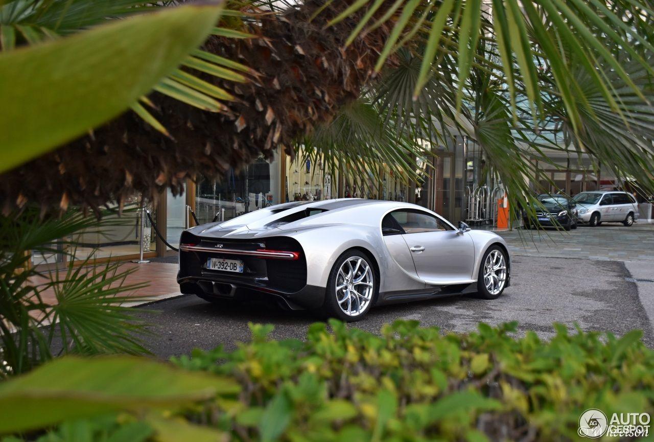 Bugatti Chiron 9 Voiture