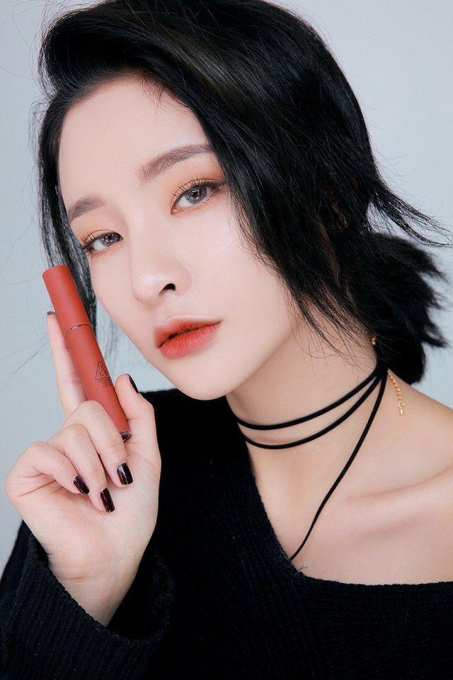 New black hair + makeup tutorial youtube.