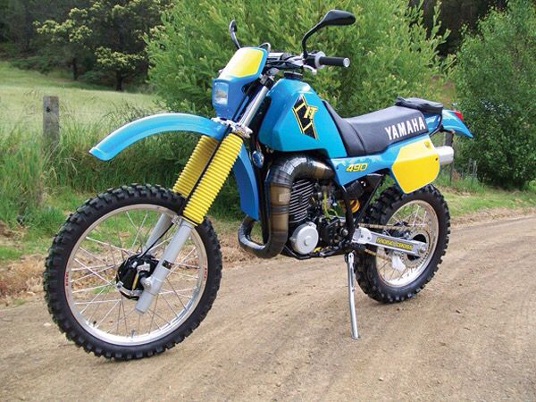 Yamaha It490 Yamaha Dirt Bikes Cool Dirt Bikes Enduro Motorcycle