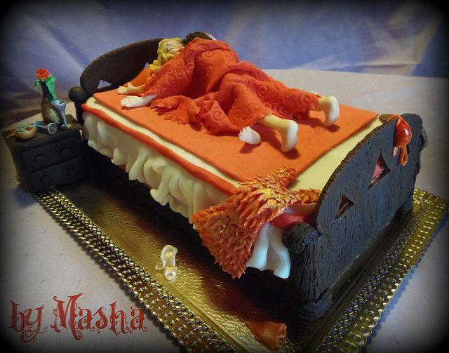 Adult erotic cakes