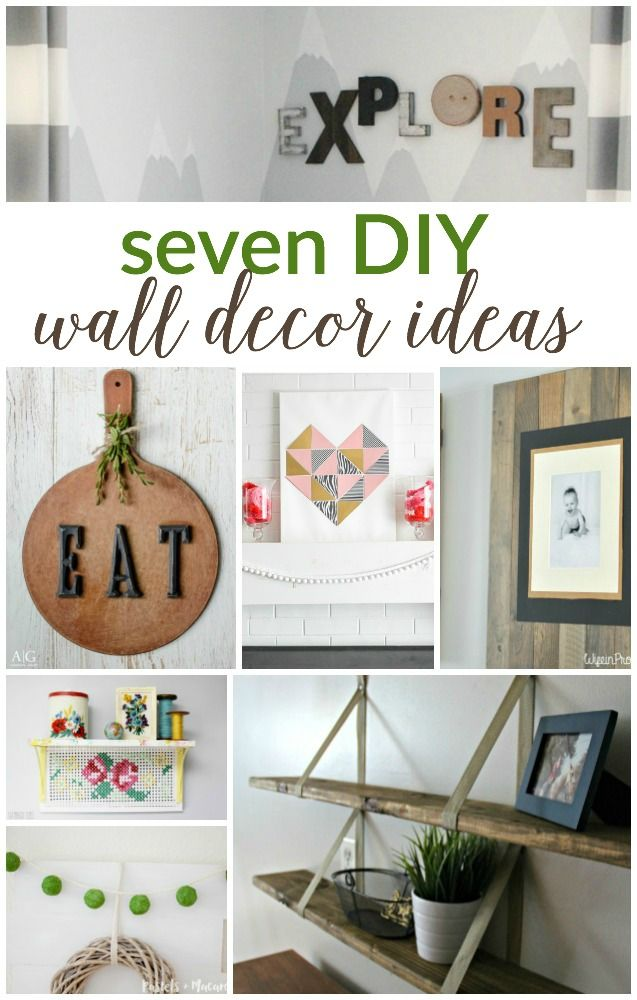 Projects and Decor Gallery Diy wall, Home and DIY home decor