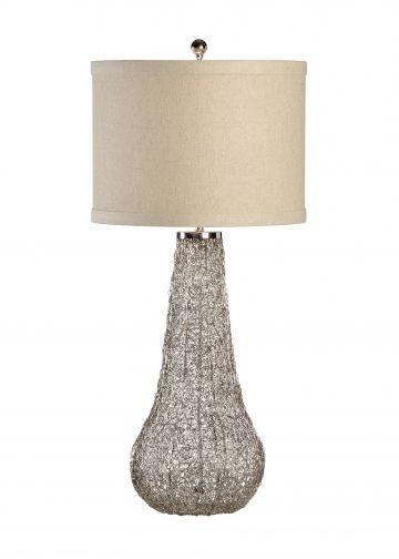Wildwood PAPER CLIP LAMP - SILVER