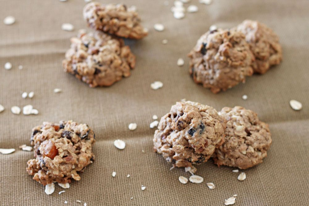 Photo of Oatmeal Everything Cookies – Recipe Runner