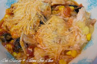 Chicken Tamale Pie Retro Recipe Saturday