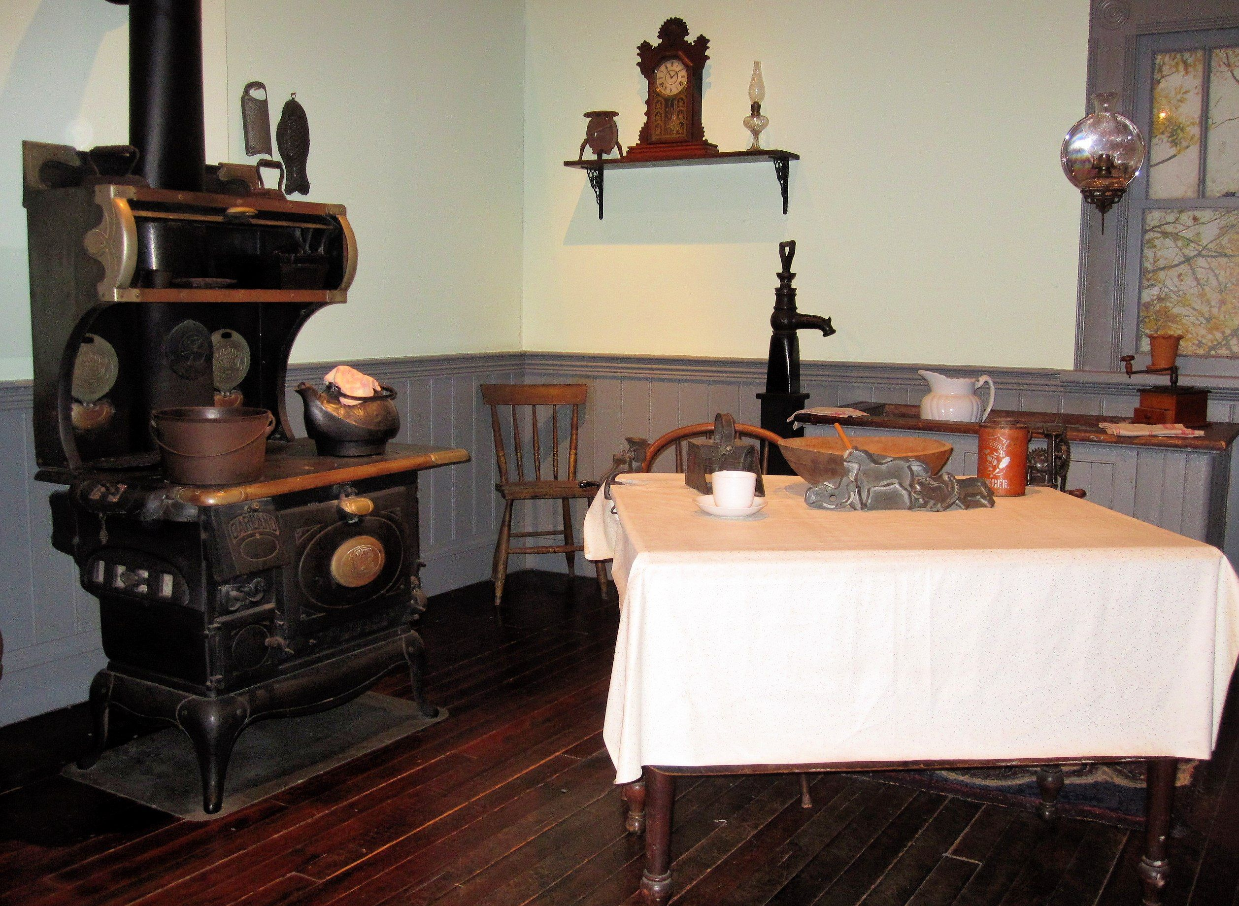 125 best HISTORY OF KITCHENS images on Pinterest