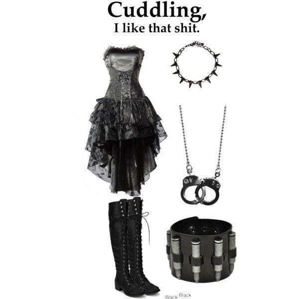 """Cuddling :3"" by sgtcreligion on Polyvore"