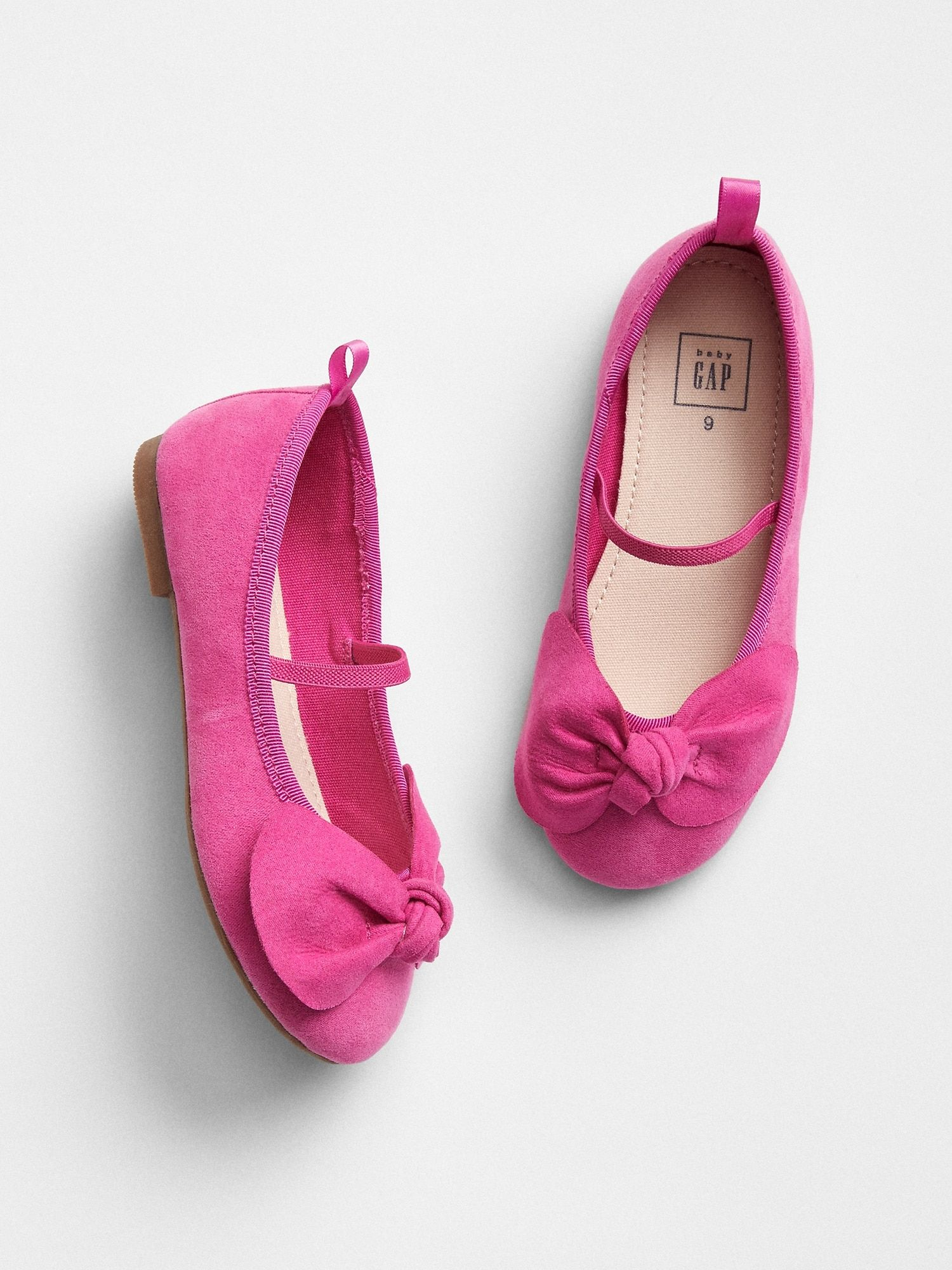 6a1c65436 Bow Ballet Flats | Gap Factory. Find this Pin and more on Baby Girl ...