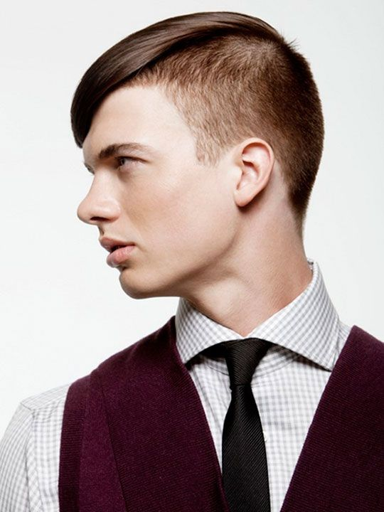 Fabulous 1000 Images About Men39S Hair Styles On Pinterest On The Side Short Hairstyles Gunalazisus