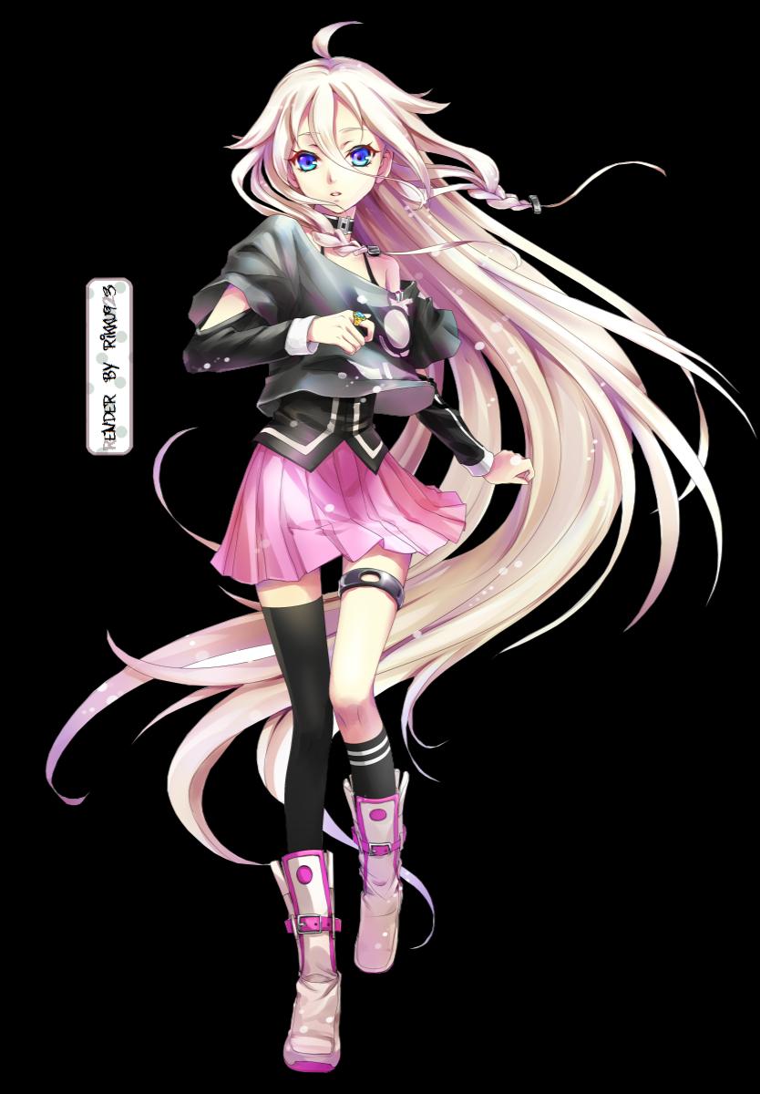 Anime, Vocaloid Und Vocaloid Ia