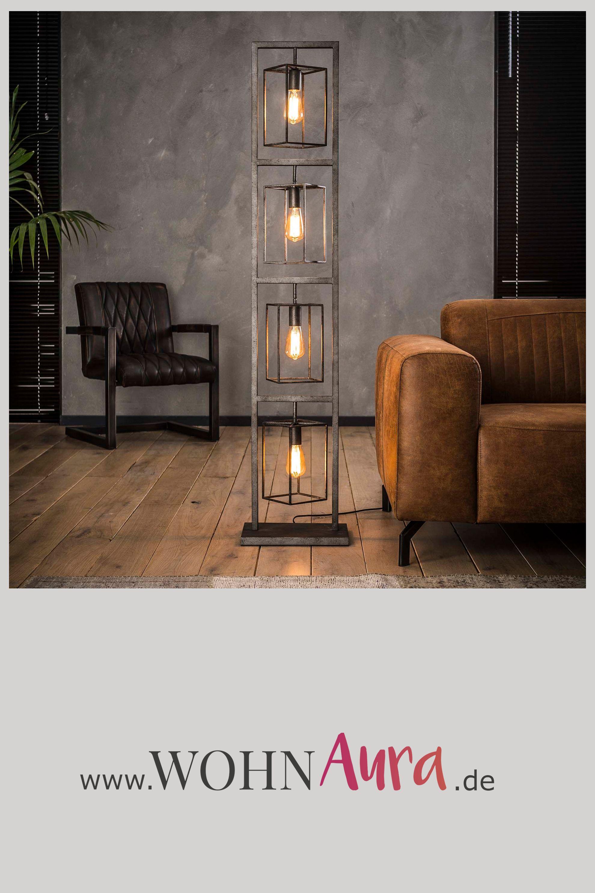 Stehlampe Kube Stehlampe Lampen Lampenschirm