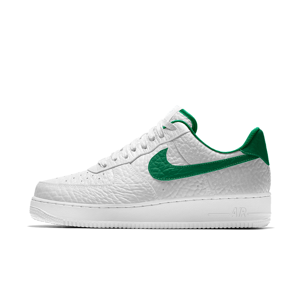 Nike Air Force 1 Low Premium iD (Boston Celtics) Men's Shoe Size 12 (