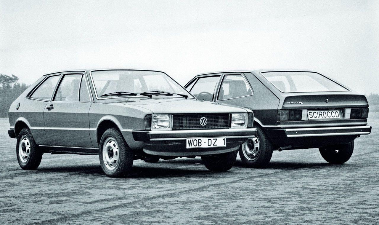 VW Scirocco S 1974